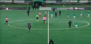 2nd halftime begins AvePal