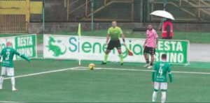 10' first half time, Palermo in attack!!!