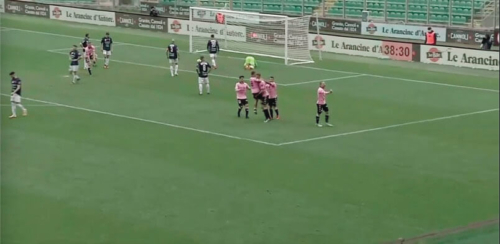 Lucca goal #palbis