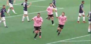 Goooooooaaallll!!!! #Lucca #Palermo 1-1 #PalBis #LegaPro