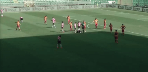 75' #palcat 1-1 pressing by the #rosanero!
