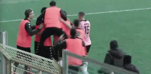 #Floriano #Palermo 1-1 #PalCat