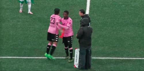 Palermo changed rauti