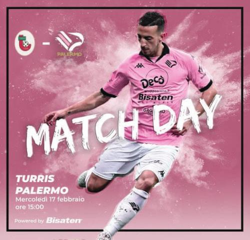 TurPal rosanero match day