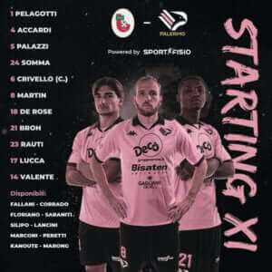 TurPal rosanero players