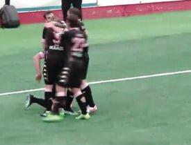 Lucca Goal TurPal 0-1 Turris/Palermo