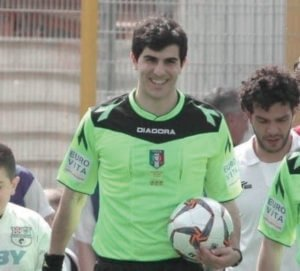 Matteo Gualtieri della sezione di Asti avepal