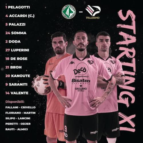 PalermoFC AvePal 11
