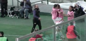 Lucca goal Palermo