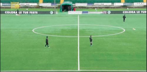 #WaitingFor #PalermoFC 🦅💪💗🖤 #LegaPro