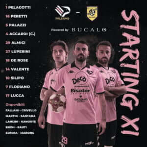 #WaitingFor #Palermo #LegaPro