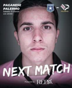 Palermo nextmatch PagPal