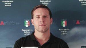 The referees will be Matteo Marcenaro from Genoa,