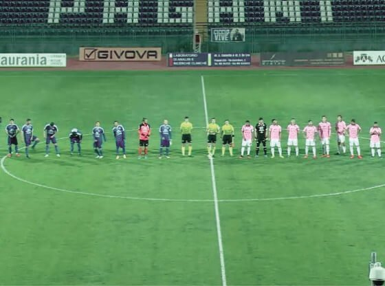 Highlights Paganese/Palermo