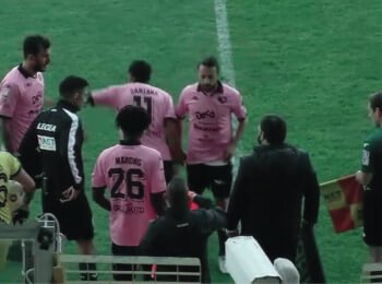 Palermo vs Cavese / Changes