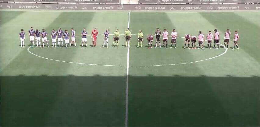 Highlights Palermo/Vibonese