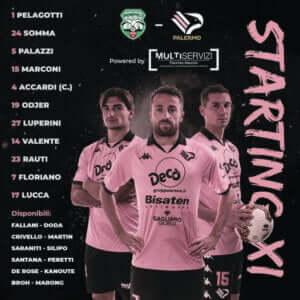 Forza Palermo! 💗🖤 #siamoaquile 🦅