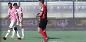 #End #FirstHalfTime #JSTPAL 0-1 #LegaPro #Playoffs