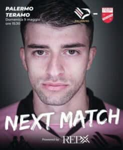 Palermo Teramo Next match