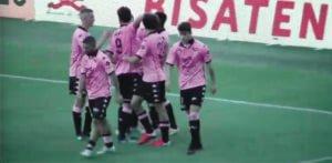 Goooooooaaallll!!!! #Luperini #Palermo 2-0