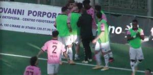 Goooooooaaallll!!!! #Saraniti #Palermo 0-2 #JstPal