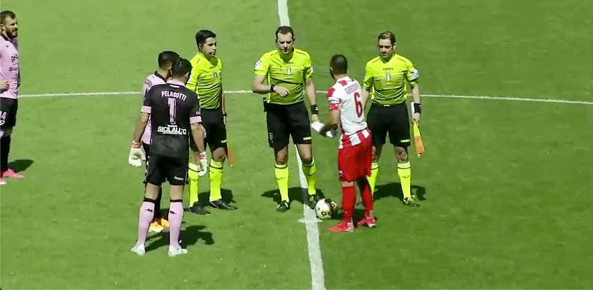 first-round playoffs Serie C