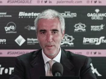 Palermo president Mirri Di Piazza