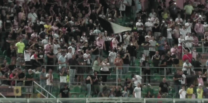 Palermo vs Latina 2-0 Highlights of the first victory