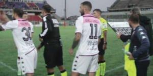 TarPal players changed Palermo