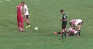Monterosi vs Palermo 2nd HalfTIme