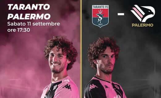 Mr. Filippi Conference -Taranto vs Palermo 3rd match