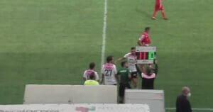 Monterosi vs Palermo 2nd HalfTIme Rosanero changes