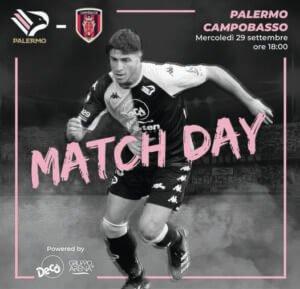Palermo vs Campobasso 6th Match Lega Pro 2021/22 Serie C