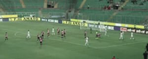 #End #FirstHalfTime #PalermoCampobasso 2-0 #LegaPro