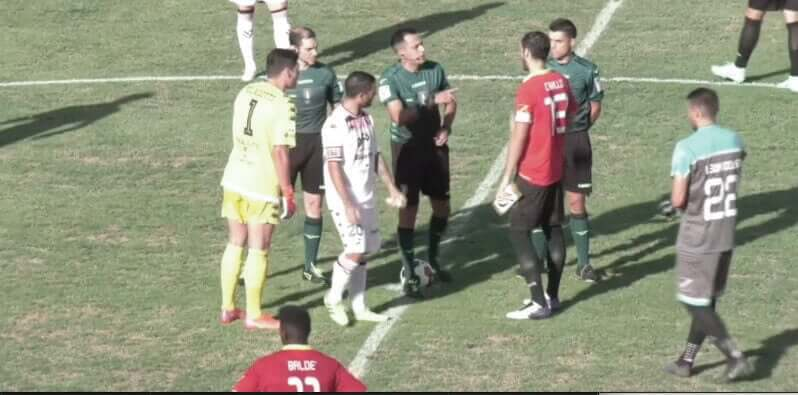 Highlights Messina vs Palermo, First Sicilian Derby 2022