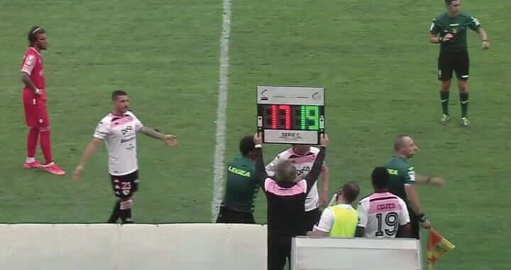 Highlights 5th round Lega Pro, Monterosi-Palermo