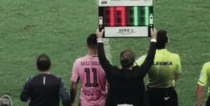 Palermo Changes players against campobasso