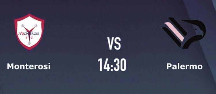 Monterosi vs Palermo 5th day Lega Pro 2022