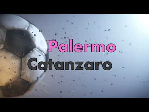 Highlights Palermo-Catanzaro, 4th round Lega Pro.