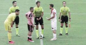 #Match #begins #PalermoFoggia
